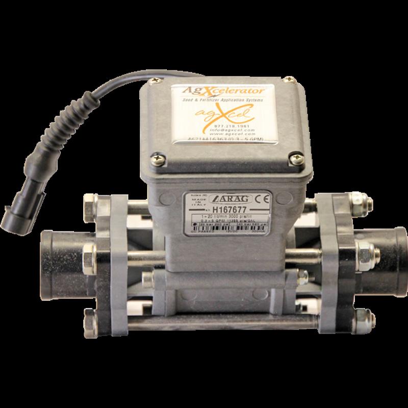 AgXcel's Magnetic Flow Meter