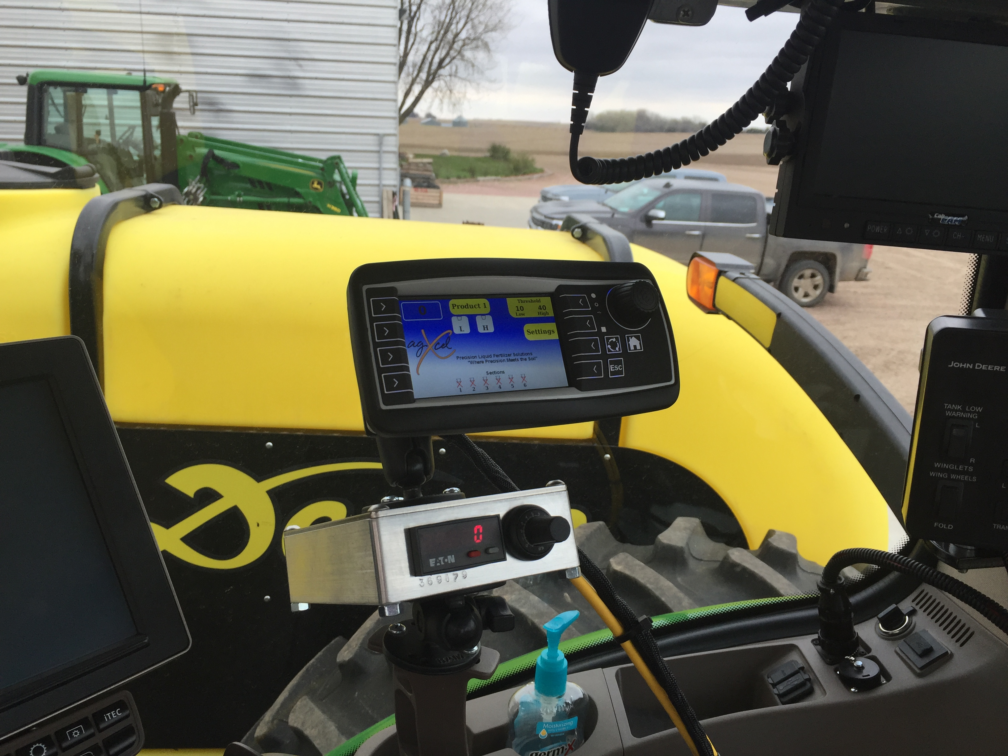 GX30i VRT Controller in Cab #3