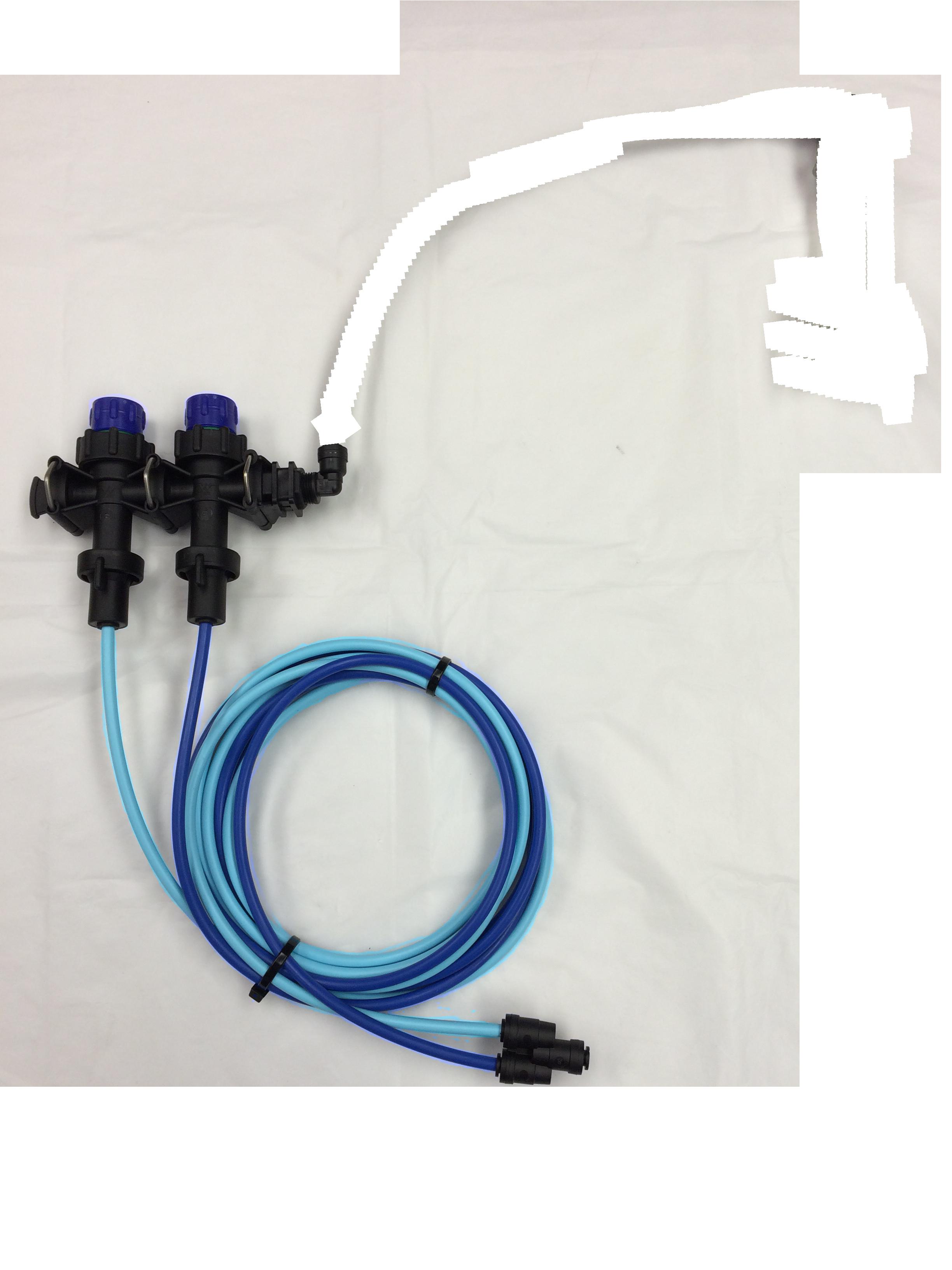 GX6 Micro Tube Manifold