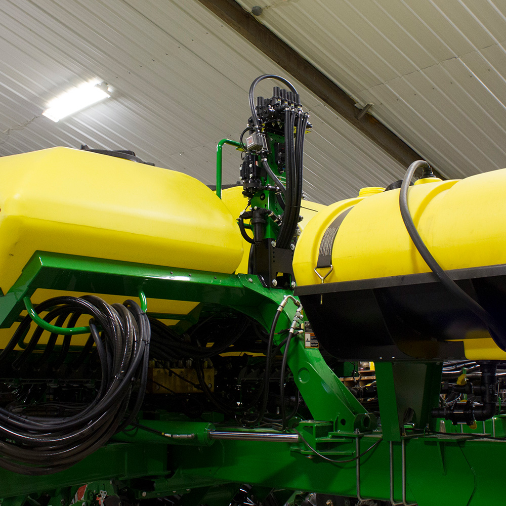 GX2 with 8 sections on JD