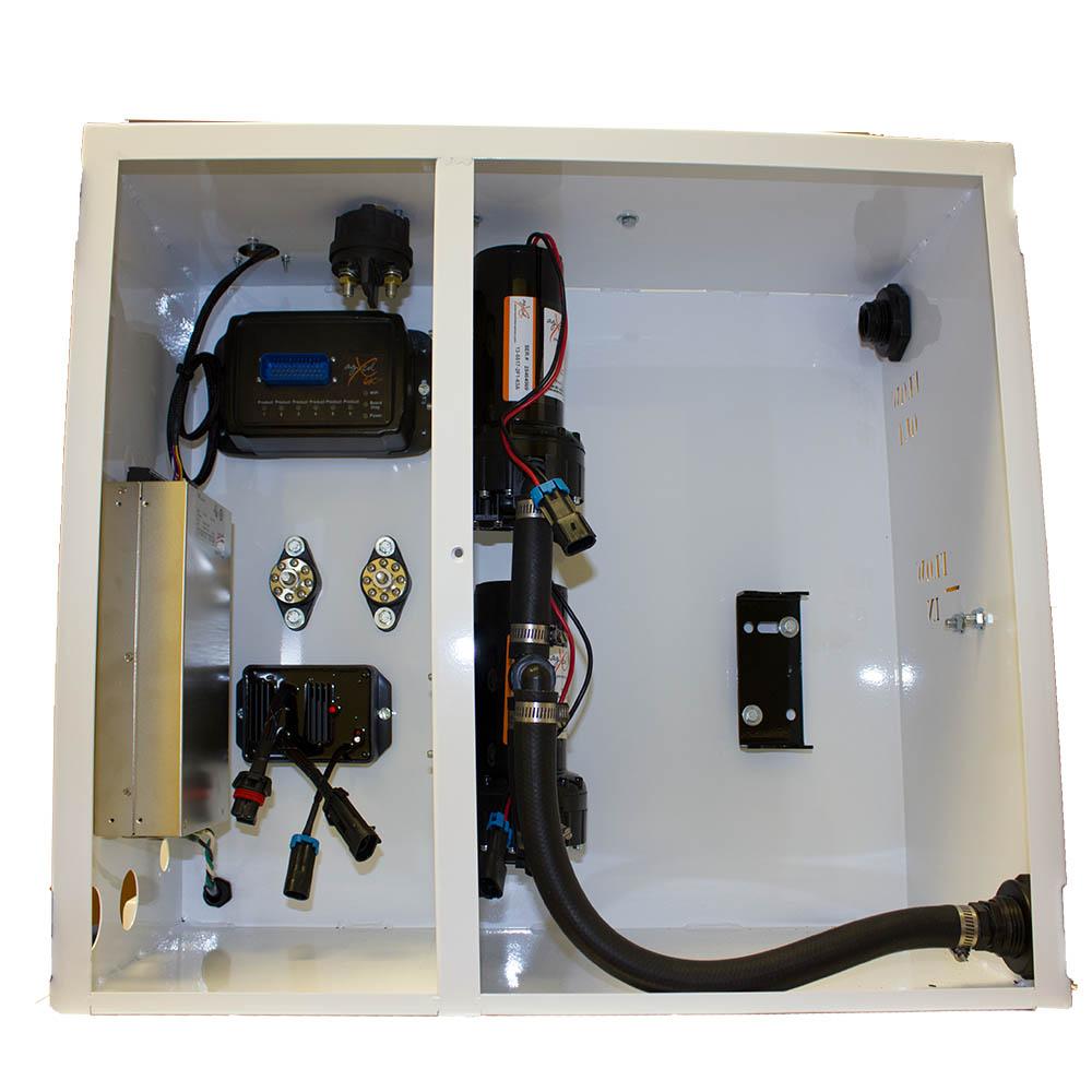 GX20 Dry Treater Interior