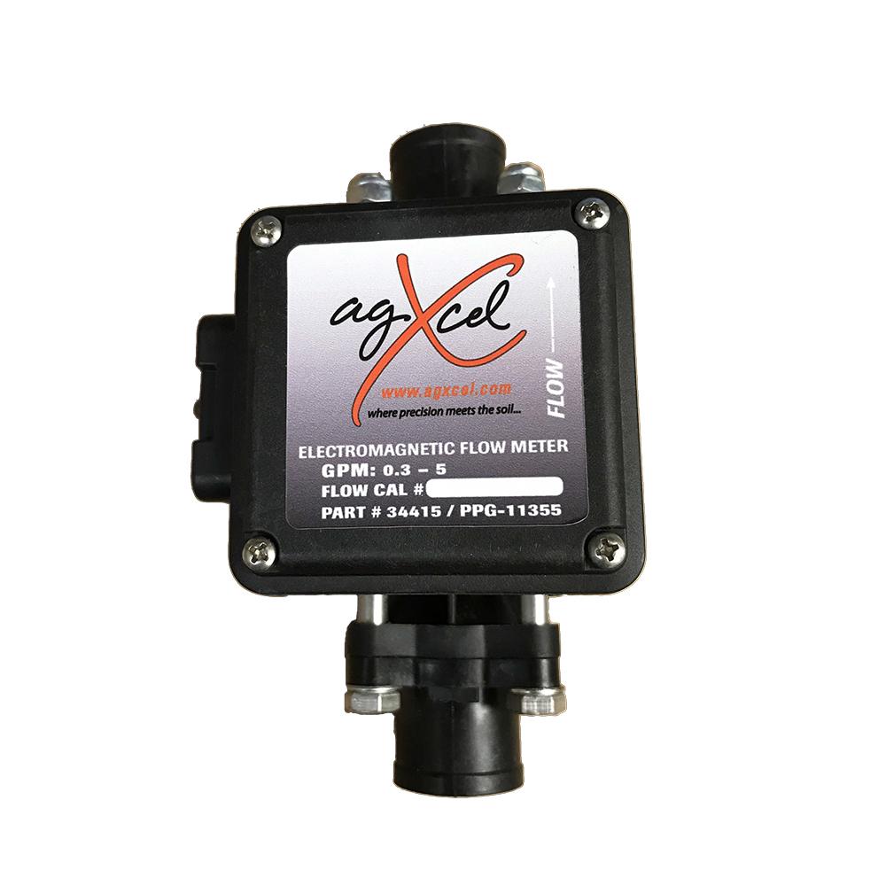 AgXcel's Mag Flow Meter