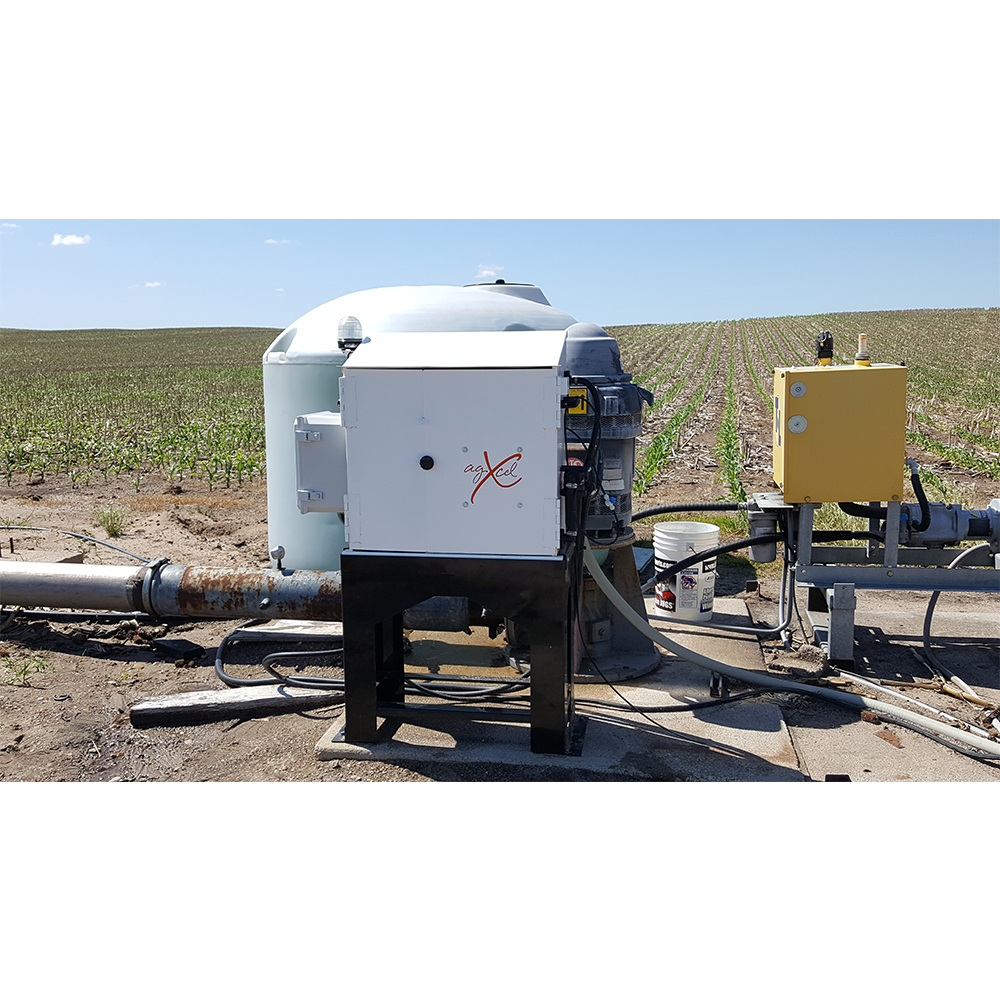 Gx20irr Fertigation Solution Agxcel Lenze Vfd Wiring Diagram Gx20 In The Field