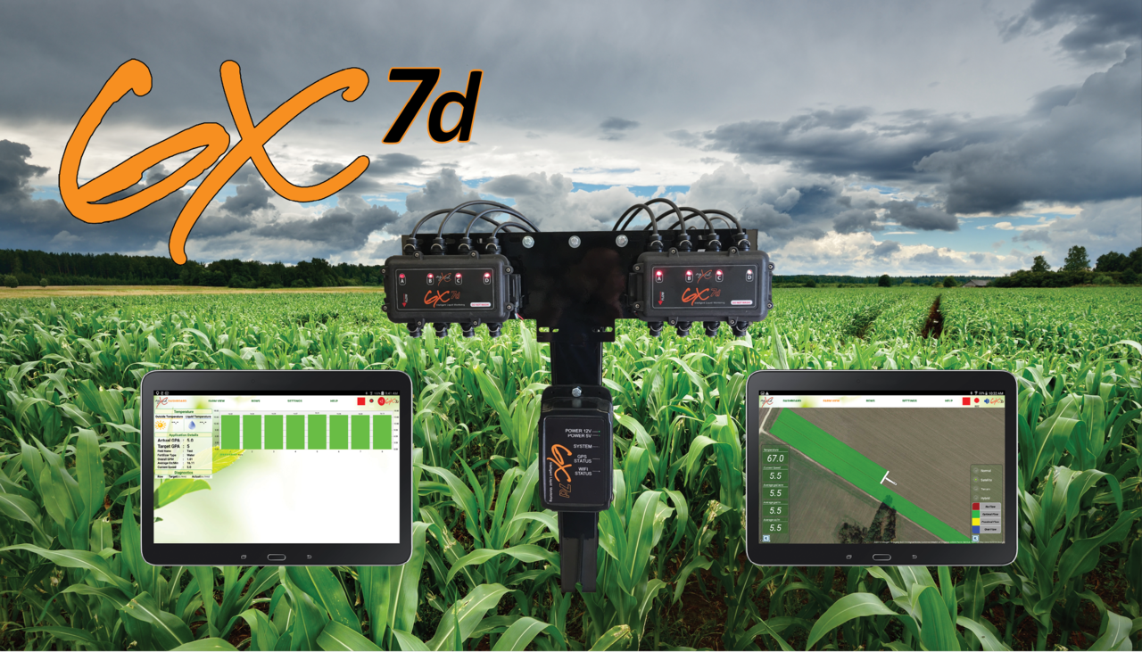 GX Product Highlight: GX7D Row Monitoring Solution