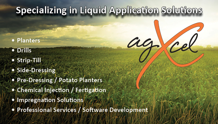 AgXcel In Furrow Starter Systems