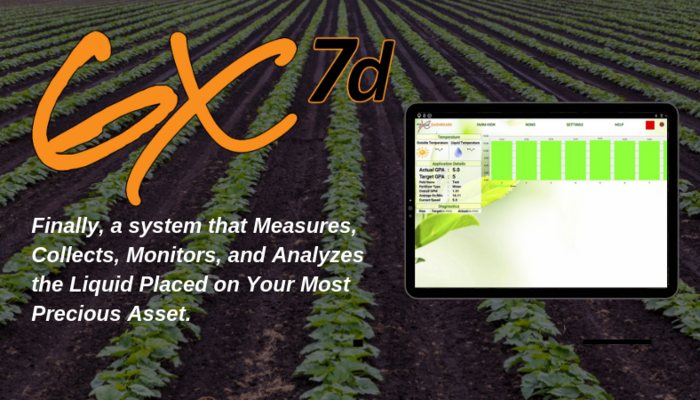 The Benefits & Features of the AgXcel GX7 Row Monitoring Solution