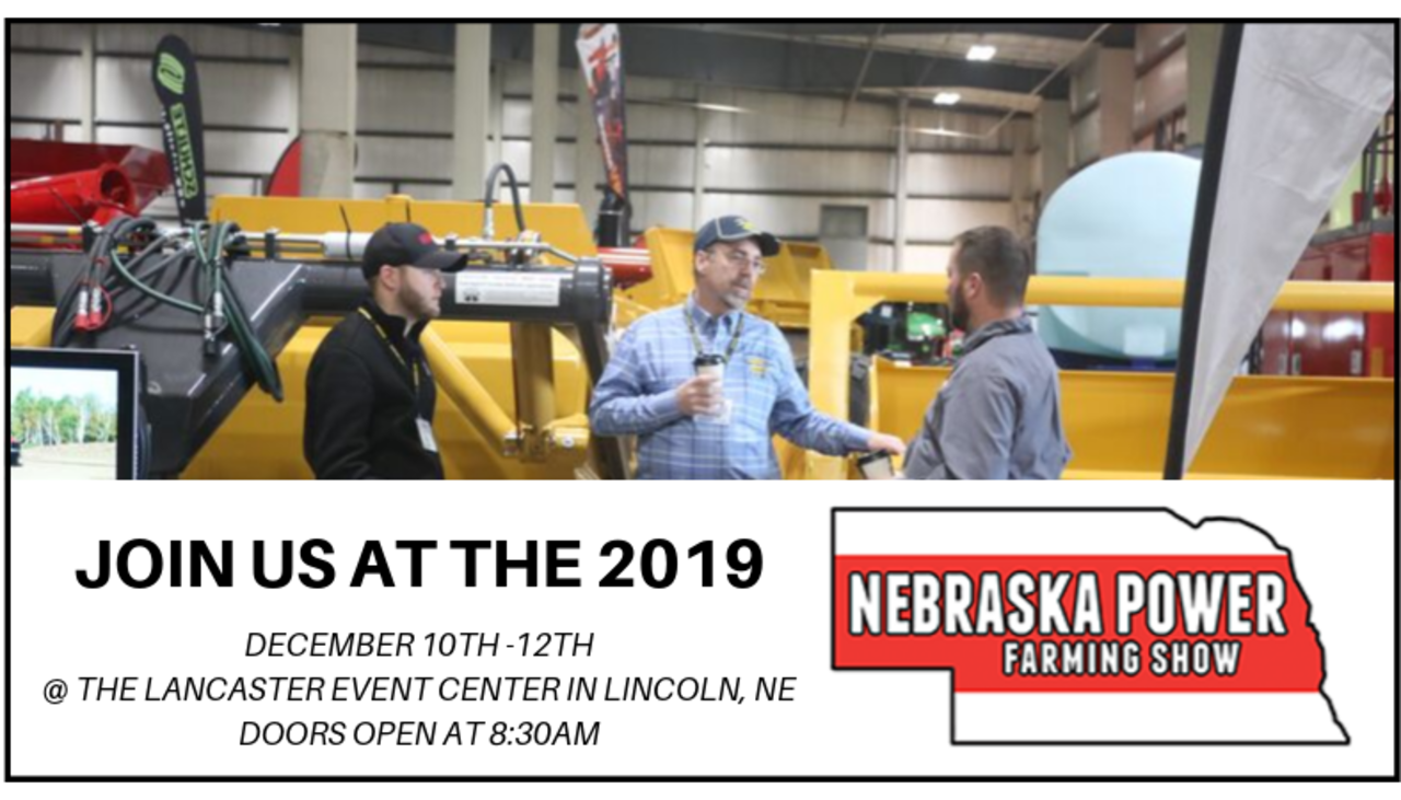 Nebraska Power Farm Show 2019