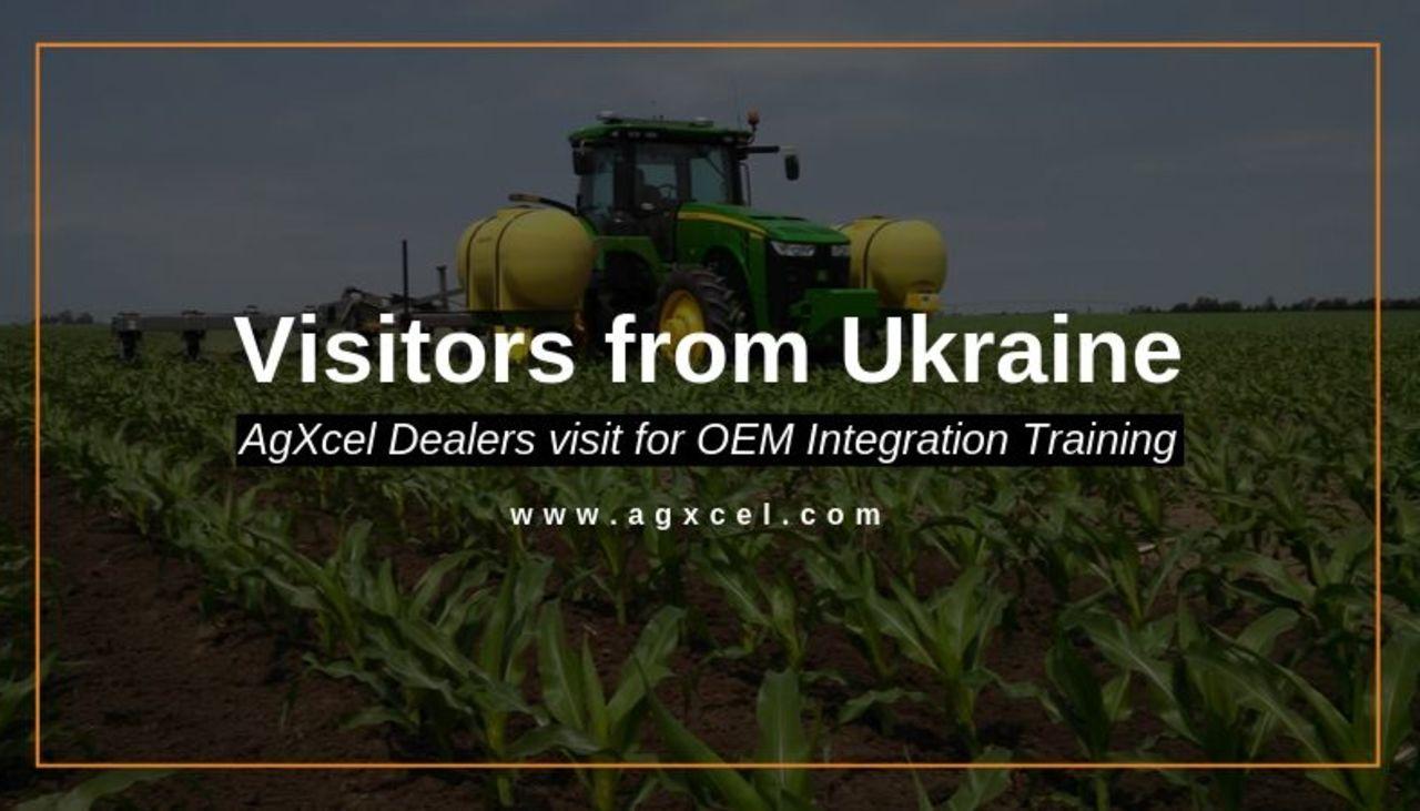AgXcel Dealers from Ukraine Visit Nebraska for OEM Integration Training