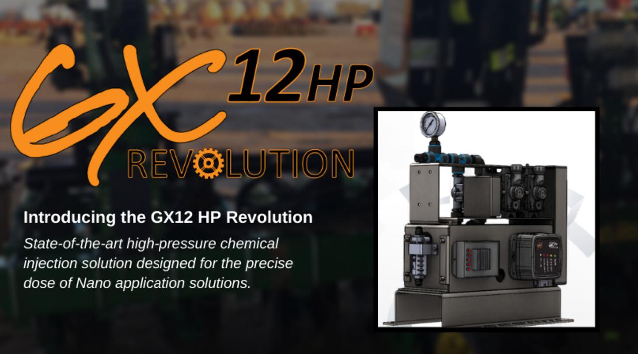 The GX12 HP Revolution