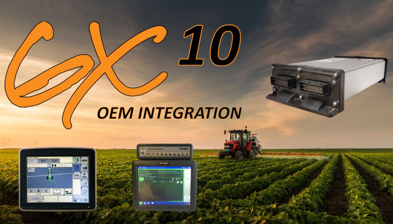 AgXcel's GX10 Mueller Integration